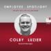 Employee Spotlight – Colby Luzier